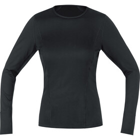 GORE RUNNING WEAR Essential Base Layer Thermo Shirt Long Women black
